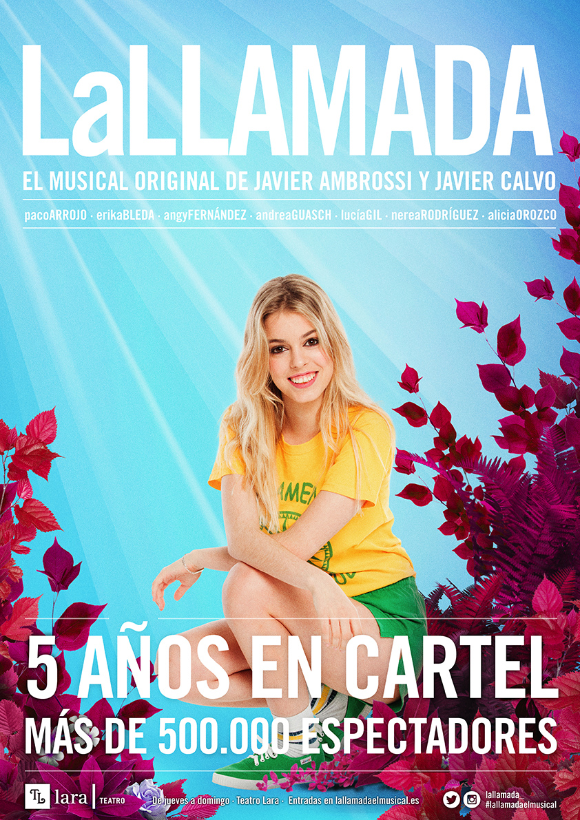 EL musical de La LLamada