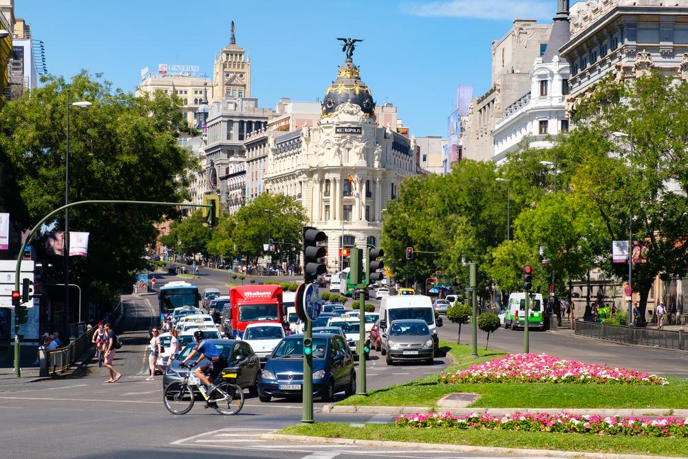 Puentes y festivos Madrid 2020