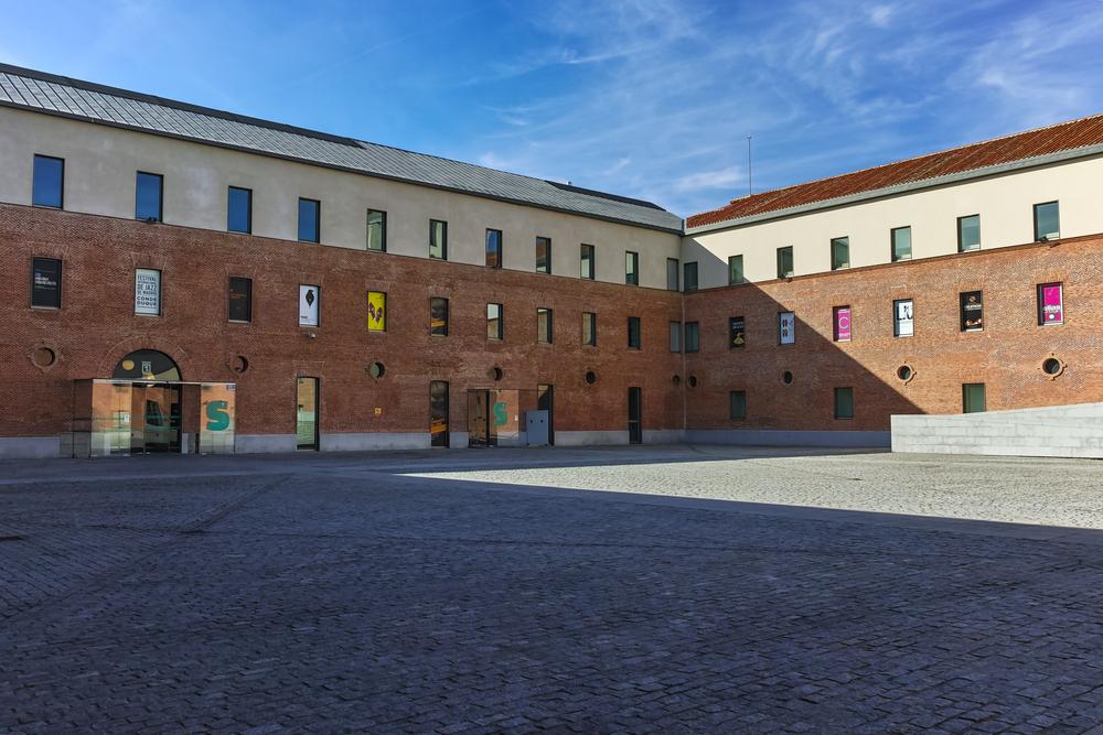 Edificio Centro Cultural Conde Duque de Madrid