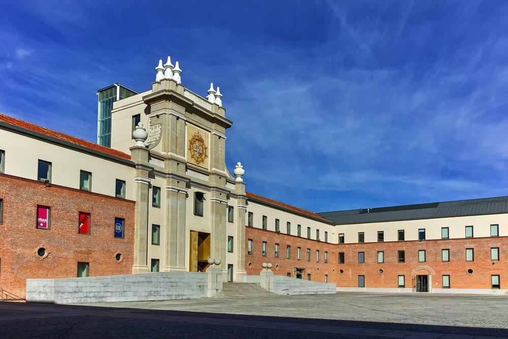 Centros culturales de Madrid