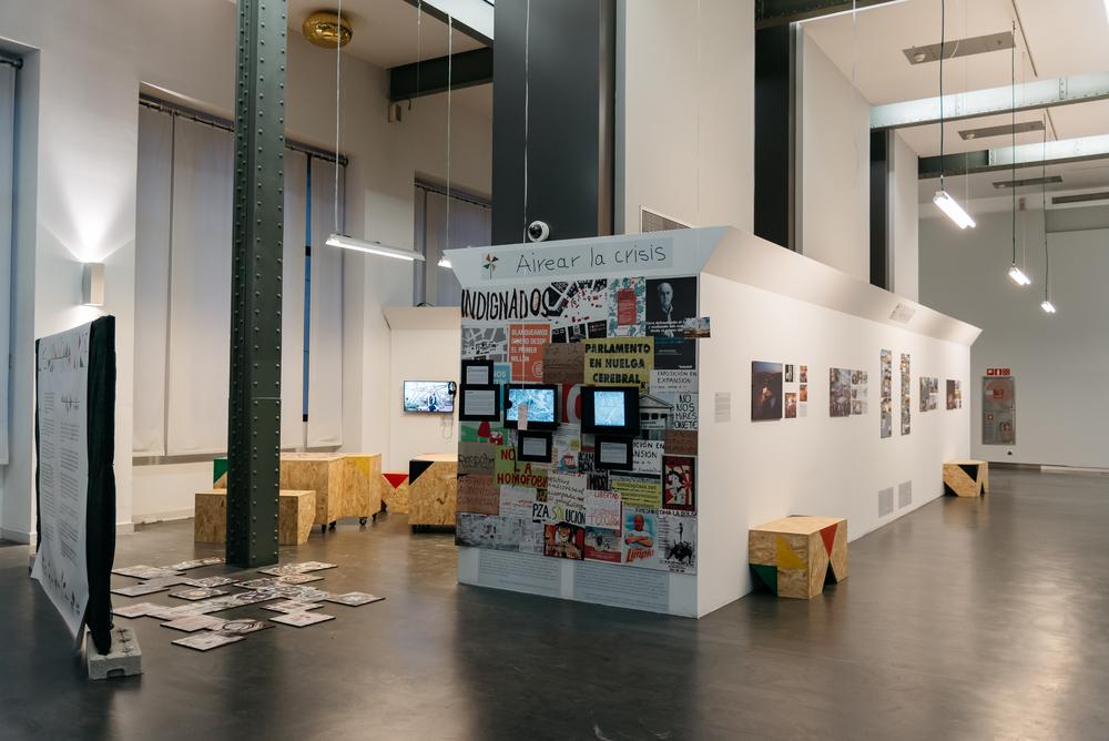 Sala de Exposiciones en Palacio de Cibeles de Madrid