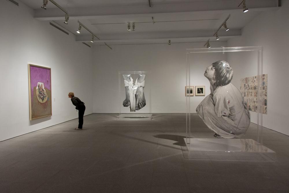 Sala de exposiciones arte contemporáneo en Museo del Reina Sofía