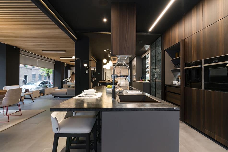 Tienda de diseño de cocinas en Madrid